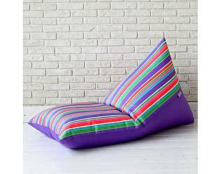 Купить кресло Декор Базар Детская пирамида Арлекин purple