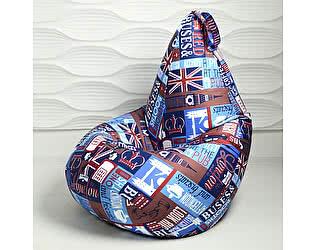 Купить кресло Декор Базар груша Знакомый Лондон, XXL