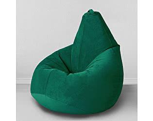 Купить кресло Декор Базар груша Спайк, XXL (темный изумруд)