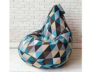 Купить кресло Декор Базар мешок Ромб, XXL