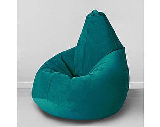 Купить кресло Декор Базар груша Спайк, XXL (темная бирюза)