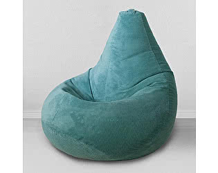 Купить кресло Декор Базар груша Спайк, XXL (ментол)