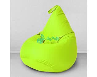 Купить кресло Декор Базар Бинбег Салатовый неон, L