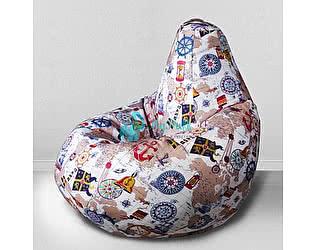 Купить кресло Декор Базар мешок Карта, XXXL