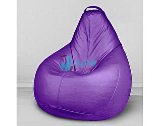 Купить кресло Декор Базар мешок Отто Фиолетовый, XXL