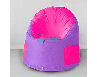 Купить кресло Декор Базар Пуфик-мешок ЕМЕЛЯ лаванда