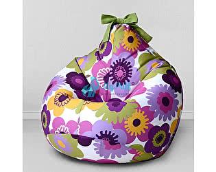 Купить кресло Декор Базар Пуфик-мешок ПУЭРТО ПЛАТАцв. фиолетовый