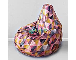 Купить кресло Декор Базар мешок Твинкли розовый, XXL