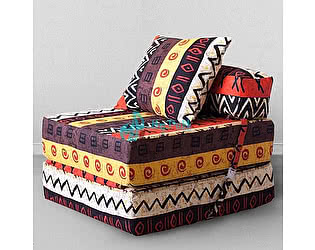 Купить кресло Декор Базар Бескаркасная мебель Морфей, Африка