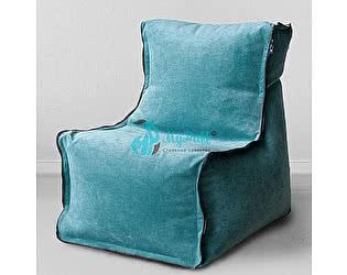 Купить кресло Декор Базар Бескаркасная мебель ЛОФТ-ЭЛИТ, ментол