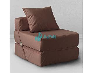 Купить кресло Декор Базар Бескаркасная мебель Морфей, цв. шоколад