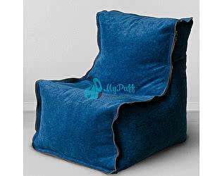 Купить кресло Декор Базар Модульное кресло-трансформер Лофт-Элит,  синий