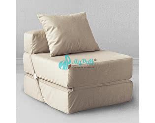 Купить кресло Декор Базар Бескаркасная мебель , цв. латте