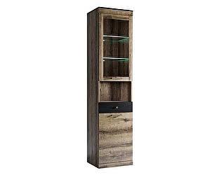 Купить шкаф Анрекс Jagger 1V1D1SN витрина