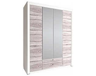 Купить шкаф Анрекс Olivia 4D2S платяной