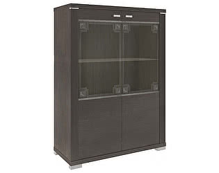Купить шкаф Анрекс Monte 2VL витрина