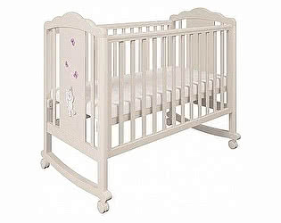 Купить кровать Polini kids 621 Зайки