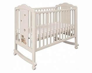 Купить кровать Polini kids 621 Плюшевые Мишки