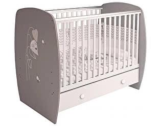 Купить кровать Polini French 710 Amis с ящиком