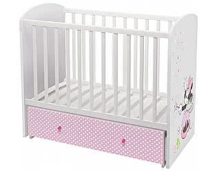 Купить кровать Polini Disney baby 750