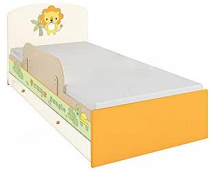 Купить кровать Polini Polini Basic Джунгли