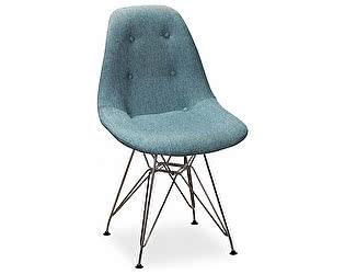 Купить стул Ресторация Eames Сканди Блю/CR