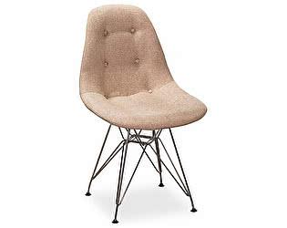 Купить стул Ресторация Eames Сканди Браун/CR