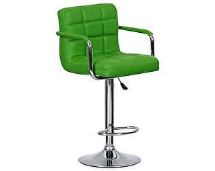 Купить кресло Caffe Collezione барное Kruger arm T-808F-1