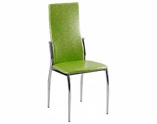 Купить стул Dupen 2368 хром/зеленый