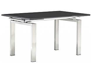 Купить стол Dupen T021 металлик
