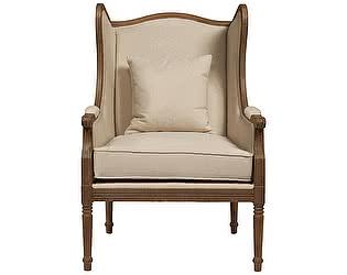 Купить кресло DG-Home Cameron Armchair Белый Лен