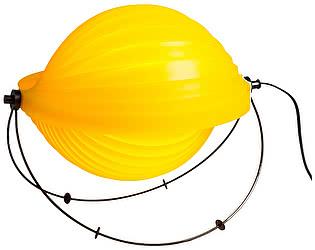 Купить светильник DG-Home Настольная лампа Eclipse Lamp Yellow