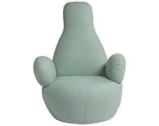 Купить кресло DG-Home Bottle Chair Цвета Тиффани Кашемир