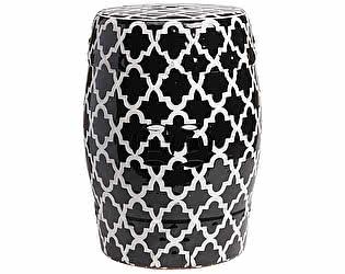 Купить стол DG-Home Керамический табурет Istanbul Stool Black