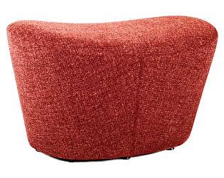 Купить пуф DG-Home Papilio Lounge Chair Красный Кашемир