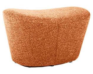 Купить пуф DG-Home Papilio Lounge Chair Оранжевая Кашемир