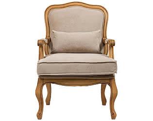 Купить кресло DG-Home Bella Cera Бежевый Вельвет