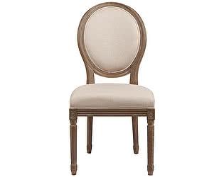 Купить стул DG-Home Vintage French Round Кремовый Лен