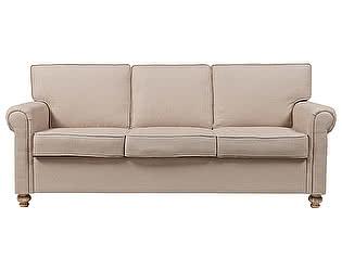 Купить диван DG-Home The Pettite Lancaster Upholstered Sofa Кремовый Лен