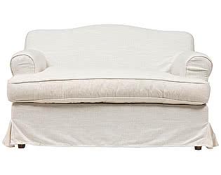 Купить диван DG-Home Fernando Маленький Белый Лен