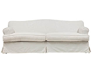 Купить диван DG-Home Fernando Большой Белый Лен
