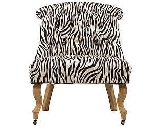 Купить кресло DG-Home Amelie French Country Chair Зебра