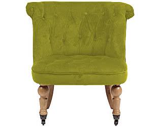 Купить кресло DG-Home Amelie French Country Chair Оливковый Велюр