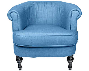 Купить кресло DG-Home Charlotte Bronte Светло-синее