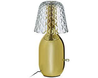 Купить светильник DG-Home Настольная лампа Kanye Золотая