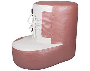 Купить пуф DG-Home Детский Башмачок Розовый