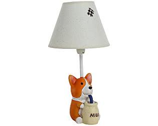 Купить светильник DG-Home Детская настольная лампа Собачка с молоком
