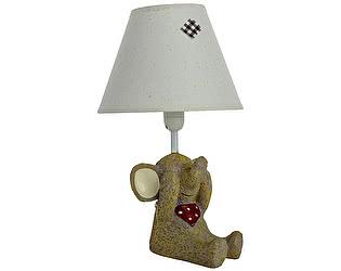 Купить светильник DG-Home Детская настольная лампа Слоник Ничего не вижу