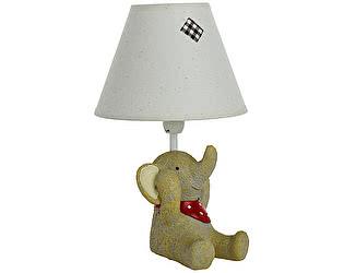 Купить светильник DG-Home Детская настольная лампа Слоник Ничего не слышу