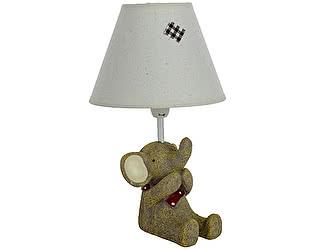 Купить светильник DG-Home Детская настольная лампа Слоник Ничего не скажу